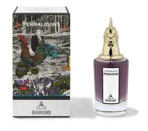Мужская парфюмированная вода Penhaligon`s Monsieur Beauregard 75 мл