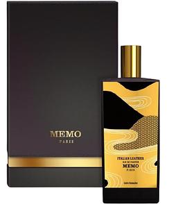 Парфюмированная вода Memo Italian Leather унисекс 75 мл