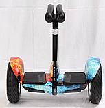 Гироскутер Сигвей MiniRobot 10.5 inch 36V Огонь и лед, фото 3