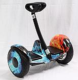 Гироскутер Сигвей MiniRobot 10.5 inch 36V Огонь и лед, фото 6