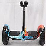 Гироскутер Сигвей MiniRobot 10.5 inch 36V Огонь и лед, фото 5