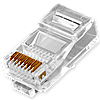Коннектор RJ45 LogicPower (100 шт)