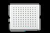 Душ потолочный, латунный 200х200 мм и 8 мм толщиной ( БК 20 ) Разборная, фото 4