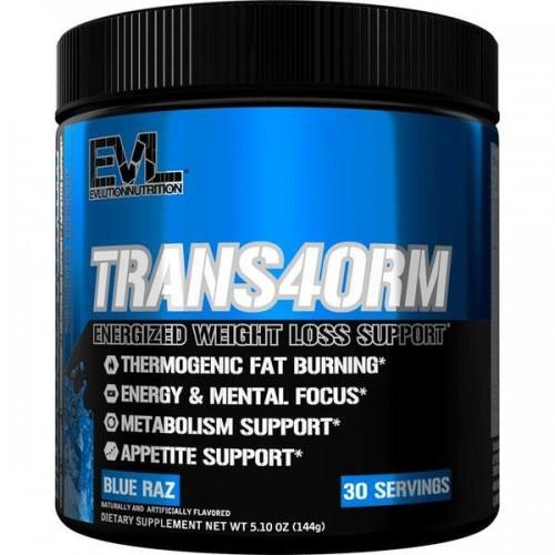 Жиросжигатель Evlution Nutrition TRANS4ORM 150g