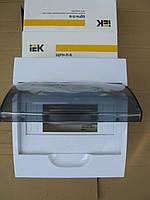 ЩРН / ЩРВ-П-8 IP41 щит распределительный пластиковый IEK