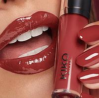 Стойкая жидкая помада с ультраблестящим финишем latex shine lip lacquer