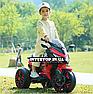 Детский трехколесный электро мотоцикл от 3 до 6 лет BMW M 4274 розовый, фото 2