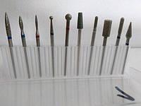 Набор фрез для аппаратного маникюра