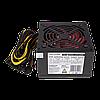Блок живлення ATX-500W 12 см 4 SATA OEM BLACK без кабелю живлення