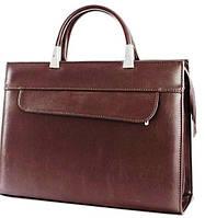 Жіночий портфель з еко шкіри Jurom чорний