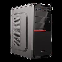 Корпус LP 2012-БЕЗ БЖ black case chassis cover з 2xUSB3.0+1xUSB2.0