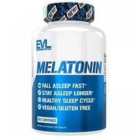 Мелатонин Evlution Nutrition MELATONIN 100tabs
