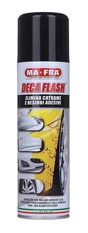 Ma-Fra Deca Flash антибитумный спрей очиститель, фото 2