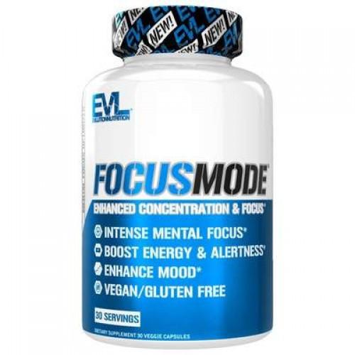 Evlution Nutrition FOCUS MODE 30caps
