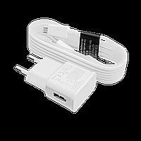 Зарядний пристрій LP АС-004 USB 5V 1A + кабель micro USB/OEM White