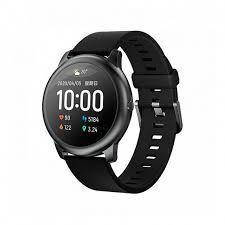 Смарт годинник Xiaomi Haylou Solar LS05 black Безкоштовна Доставка