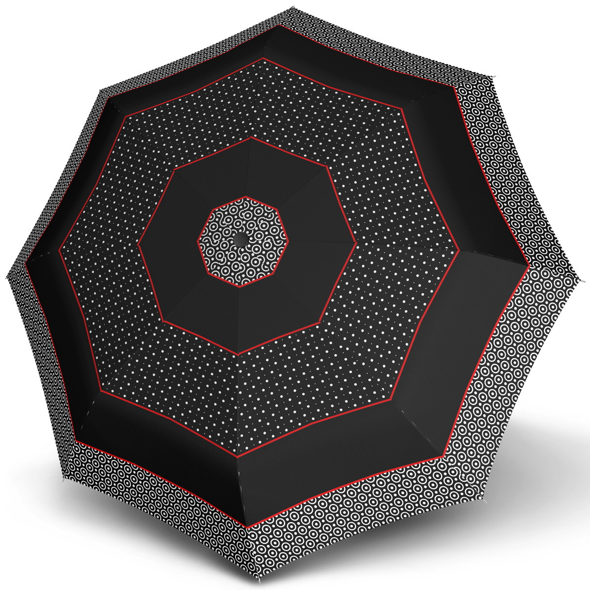 Зонт Doppler 744165PL-3 колекція DERBY, Антиветер
