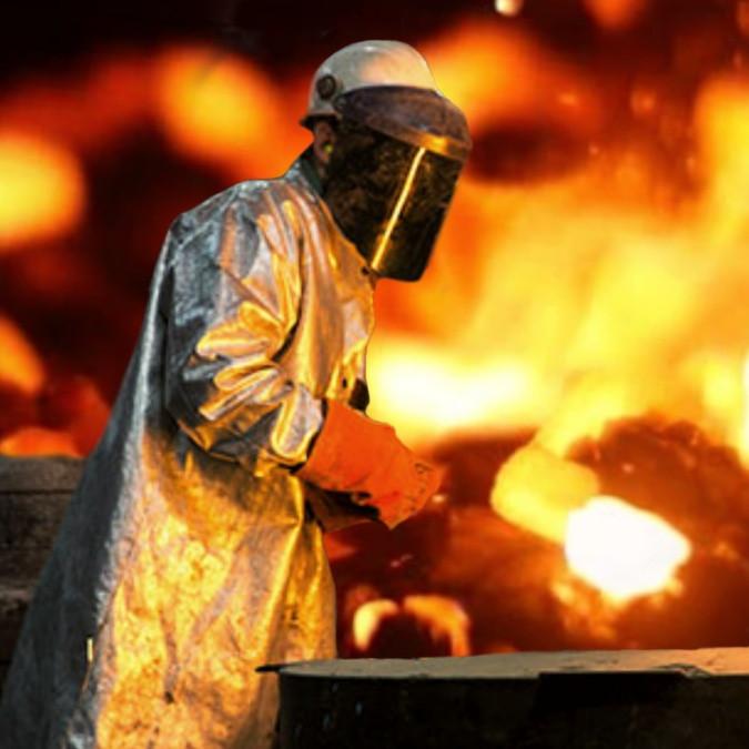 Промышленное, художественное литье черных металлов