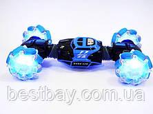 Машинка трансформер перевёртыш Skidding UD2196 (управление жестами и пультом), фото 2