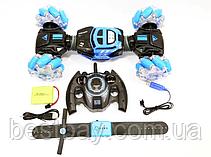 Машинка трансформер перевёртыш Skidding UD2196 (управление жестами и пультом), фото 3