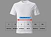 Футболка мужская  с принтом   морских сил  США   Athletic Fit America's Navy T-Shirt, фото 4