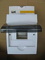 ЩРН / ЩРВ-П-6 IP41 электрощиток пластиковый IEK