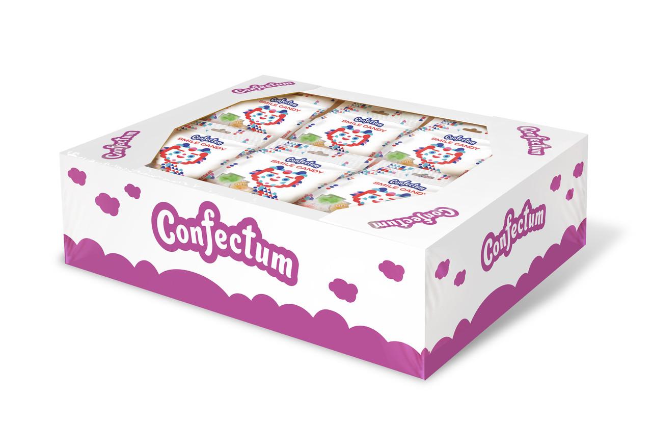 "Конфеты, карамель ""Smile Candy"" микс 1,5 кг"