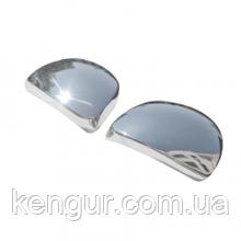 Хром накладки на зеркала Carmos VW Tiguan 2007-2011