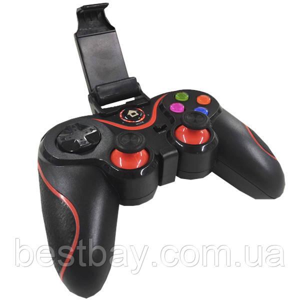 Bluetooth беспроводной геймпад, джойстик V8, игровой контроллер, для Android