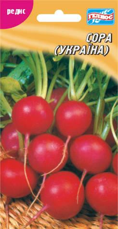 Семена редиса Сора 3 г Инк., фото 2