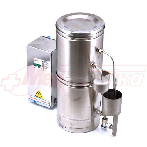 Аквадистиллятор электрический ДЭ-04 М