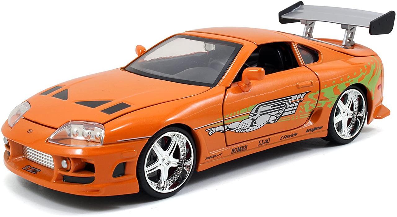 Машина металева Jada Форсаж Тойота Супра 1995 Jada 253203005