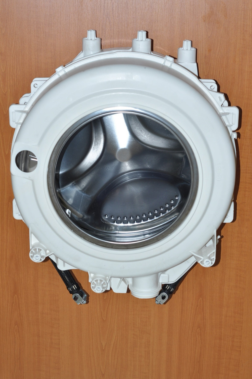 Бак стиральной машины Ariston (Аристон) ARSL 103 (CIS).L в сборе c амортизаторами