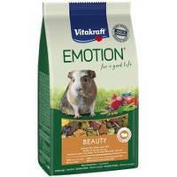 Корм Vitakraft Emotion Beauty Selection для морських свинок, 600 г