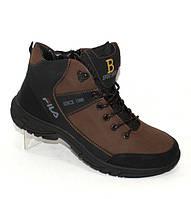 Мужские удобные зимние ботинки, фото 1