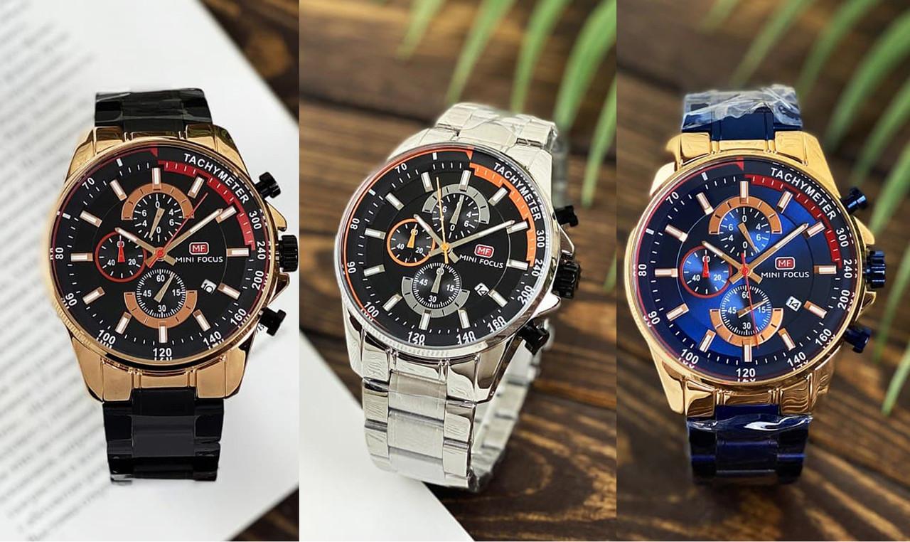 Часы мужские  Mini Focus MF0218G AB-1095-0016