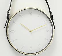 Настенные часы металл золото d31см Гранд Презент 1009460