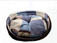Лежак для собак и кошек Мерлин (60х50х20)