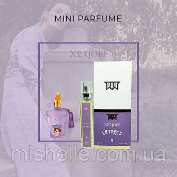 Мини парфюм XerJoff Casamorati 1888 La Tosca 33мл ( Касаморати Ла Тоска) PRO