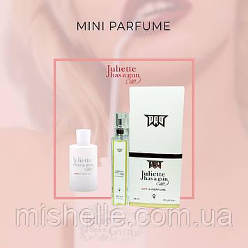Мини парфюм Juliette Has A Gun Not a Perfume 33мл (Джульетта Хес э ган нот парфюм) PRO