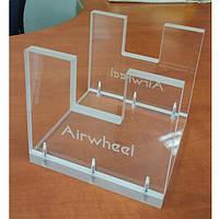 Акриловий демонстраційний стенд Airwheel для моноколеса (01.08.M-00-L13-01A)