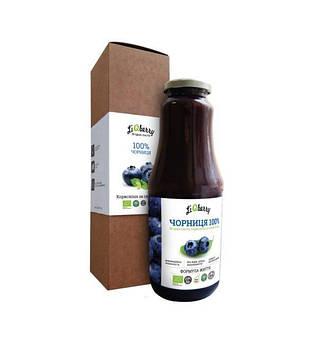 Черничная паста LiQberry® 1000г