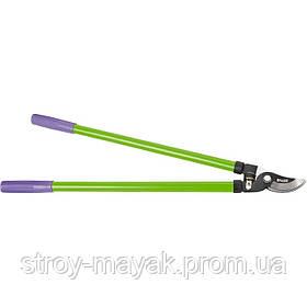 Сучкорез 700 мм, резиновые амортизаторы, металлические прорезиненные ручки, PALISAD