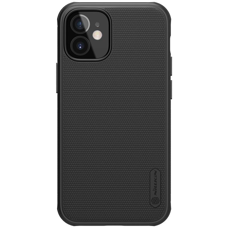 "Nillkin iPhone 12 mini (5.4"") Super Frosted Shield Pro Black Чехол Бампер"