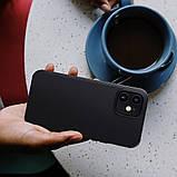 "Nillkin iPhone 12 mini (5.4"") Super Frosted Shield Pro Black Чехол Бампер, фото 5"