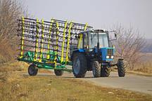 Борона зубовая тяжелая БШН-7 «Соломия»(ТОВ ВКФ УКРО-Україна Галещина)