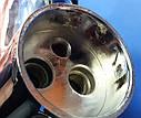 Высокий латунный смеситель для кухни на мойку Haiba HANS 011 (HB0785), фото 6