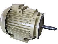 Электродвигатель со встроенным электромагнитным тормозом