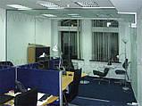 Стеклянные перегородки офисные  (прозрачные, матовые)), фото 2