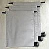Многоразовые мешочки из хлопка, экомешочки для продуктов из катона, мешочки для подарков, набор из 3шт размерS, фото 2